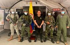 """Colombia bắt giữ trùm ma túy """"Otoniel"""" bị truy nã gắt gao"""