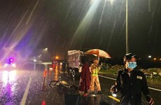Bình Định: Tai nạn giao thông trong đêm, cặp vợ chồng cao tuổi tử vong