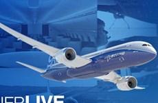 Boeing nâng dự báo về nhu cầu máy bay trong 20 năm tới