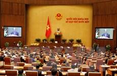 Báo cáo công tác nhiệm kỳ khóa XIII của Quốc hội