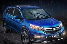 Honda CR-V 2.4 phiên bản cao cấp thêm nhiều tính năng mới