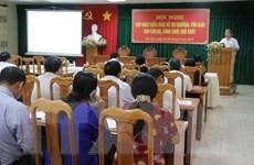 Tăng cường hợp tác Việt Nam-Lào trong công tác tôn giáo