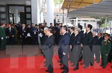 Lễ viếng Chủ tịch nước Trần Đại Quang theo nghi thức Quốc tang