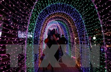 Hấp dẫn lễ hội ánh sáng lần đầu tiên tổ chức tại Yên Bái