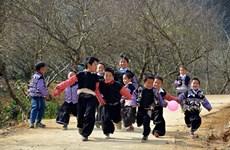 Nét đẹp Tết cổ truyền của đồng bào H'Mông ở tỉnh Hòa Bình