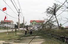 Tục dựng cây nêu trong ngày Tết ở các làng biển Quảng Bình