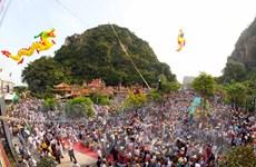 Lễ hội Quán Thế Âm-Ngũ Hành Sơn - Di sản văn hóa phi vật thể quốc gia