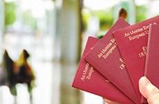 Ireland sẽ phát hành hộ chiếu dạng thẻ vào giữa năm 2015