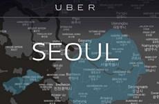 Uber đề xuất hệ thống đăng ký mới cho tài xế tại Hàn Quốc