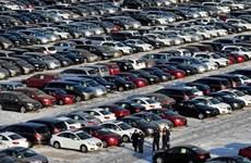 Doanh số bán xe hơi tại Anh tiếp tục tăng trưởng ấn tượng