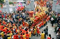 Bắc Ninh: Tưng bừng với lễ hội rước Pháo làng Đồng Kỵ