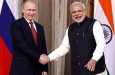 Quan hệ Ấn Độ-Nga sẽ được thúc đẩy mạnh mẽ trong năm 2015