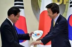 Hàn-Nhật bắt đầu đối thoại an ninh cấp cao đầu tiên sau 5 năm