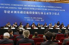 Chính phủ Canada đang tích cực xem xét việc tham gia AIIB