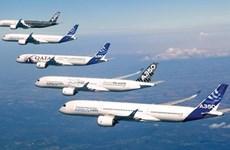 Airbus vượt Boeing về đơn đặt hàng trong bốn tháng đầu năm 2015