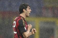 Kaka đã nói gì sau khi lập siêu phẩm cho AC Milan?