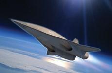 Hình ảnh máy bay ném bom tốc độ Mach 6 SR-72