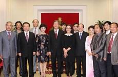 Việt Nam và Trung Quốc tăng cường giao lưu văn học