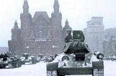Duyệt binh lịch sử trên quảng trưởng Đỏ ngày 7/11/1941