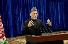 Afghanistan thảo luận về Hiệp định An ninh với Mỹ