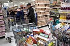 Chi tiêu tiêu dùng tại Mỹ trong tháng 10 tăng mạnh