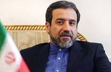 Iran cương quyết không từ bỏ quyền làm giàu urani