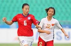 Đội tuyển nữ Việt Nam tràn đầy cơ hội dự World Cup 2015