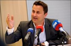 Luxembourg: 3 đảng đạt thỏa thuận thành lập chính phủ mới