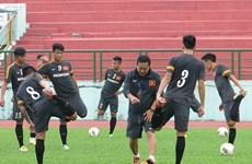 U23 Việt Nam chốt danh sách lên đường sang Myanmar