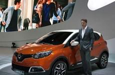 Renault nhận hơn 5.000 đơn đặt hàng QM3 chỉ sau 2 tuần