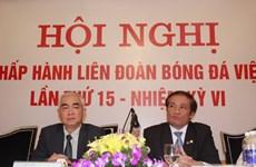 VFF đồng ý quyết định từ nhiệm của Chủ tịch Nguyễn Trọng Hỷ