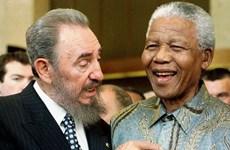 Chùm ảnh cố Tổng thống Nelson Mandela và các nguyên thủ