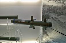 Pháp đặt mua tên lửa chống tăng di động MMP