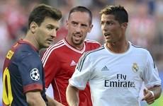 Công bố danh sách rút gọn Quả bóng vàng FIFA 2013