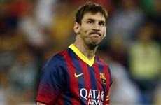 Barcelona gây sốc khi không muốn nâng lương cho Messi
