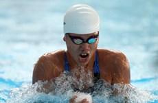 Ánh Viên giành huy chương vàng lịch sử cho bơi lội nữ
