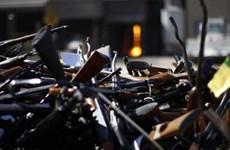 Tiêu hủy trên 7.000 khẩu súng săn tự chế, vũ khí thô sơ