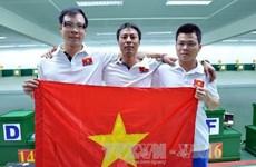 Billiard mang về chiếc HCV thứ 35 cho đoàn thể thao Việt Nam