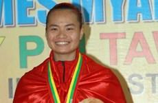 Danh sách huy chương vàng của Việt Nam ở SEA Games 27