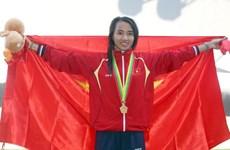 Danh sách vàng của đoàn Việt Nam tại SEA Games 27