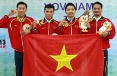 Danh sách HCV của Việt Nam tại SEA Games 27
