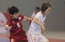 Thua Thái Lan, futsal Việt Nam hụt vàng SEA Games