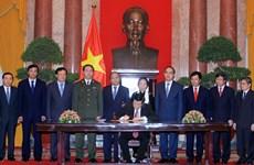 TTXVN chọn 10 sự kiện nổi bật của Việt Nam năm 2013