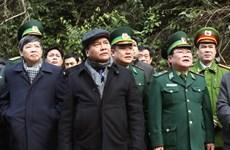 Phó Thủ tướng kiểm tra phòng chống buôn lậu ở Lạng Sơn