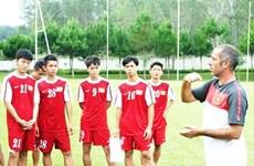 Chốt danh sánh U19 Việt Nam dự giải U19 quốc tế