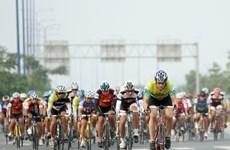 Eximbank TP.HCM dẫn đầu giải đua xe đạp toàn quốc
