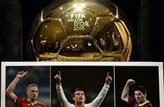 Quả bóng vàng FIFA 2013: Ronaldo, Ribery hay lại Messi?