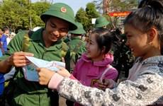 Phát huy vai trò tuổi trẻ xây dựng và bảo vệ Tổ quốc