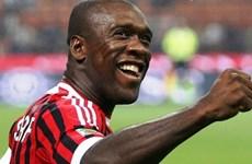 Seedorf chính thức trở thành HLV trưởng AC Milan