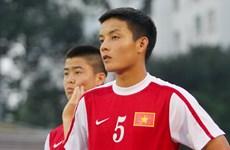 Hậu vệ SLNA bị loại khỏi U19 Việt Nam vì lối đá thô bạo
